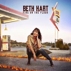 HART, BETH - FIRE ON THE FLOOR -DIGI-